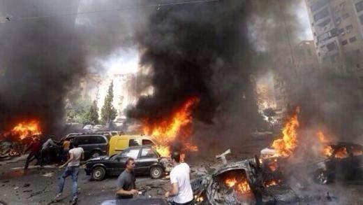 В Афганистане в результате мощного взрыва погибли десятки людей