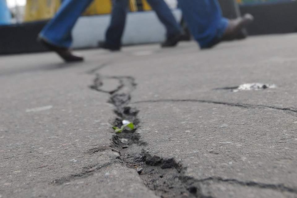 Жителей Фиджи взбудоражило сильное землетрясение