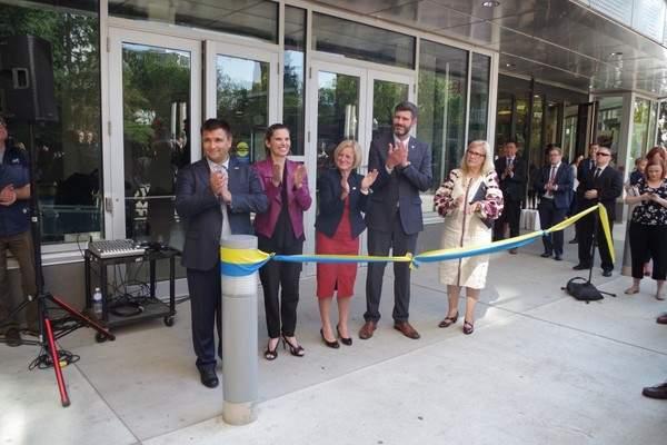 В Канаде появилось новое Генеральное консульство Украины