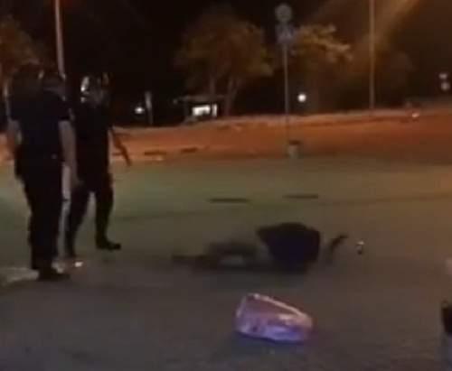 Охранники одного из супермаркетов в Запорожье избили покупателя