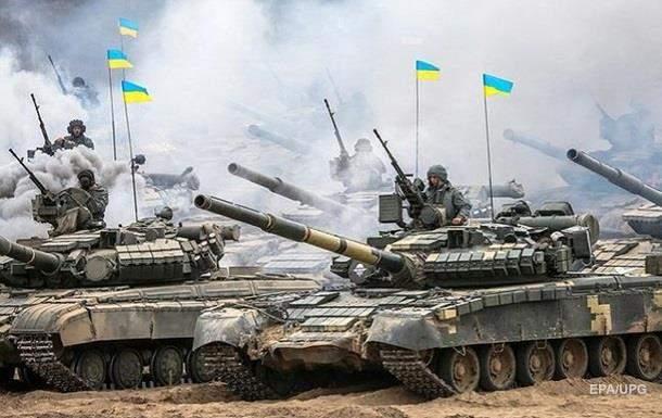В Украине сегодня отмечают День танкиста