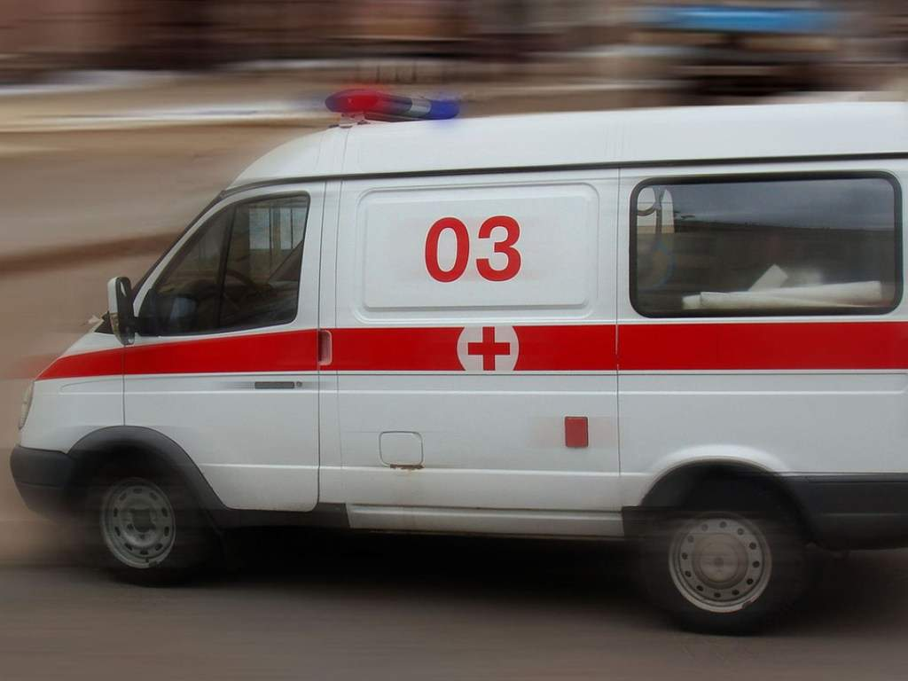 В Харькове местный житель попытался совершить самосожжение