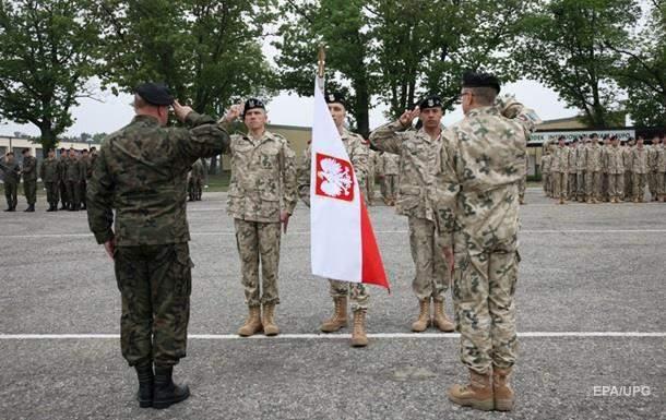 Польша разместит ещё одну дивизию на границе с Украиной