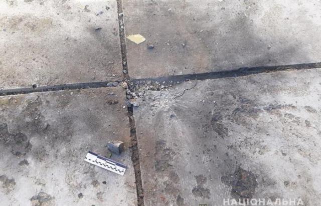 На Закарпатье в дом местной жительницы кинули взрывчатку