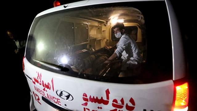 В Иране вертолёт потерпел крушение