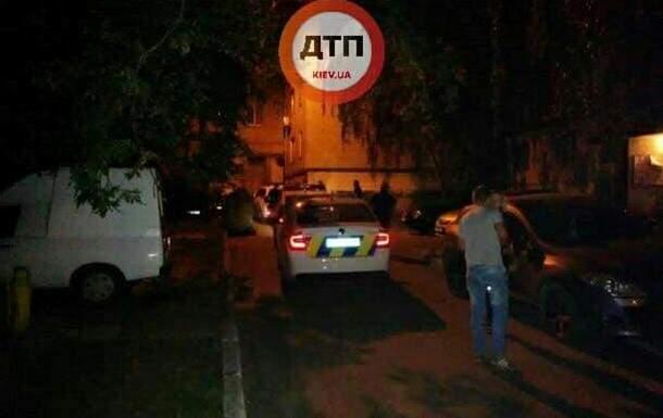В Киеве автомобилист устроил масштабное ДТП. Разбиты 5 авто