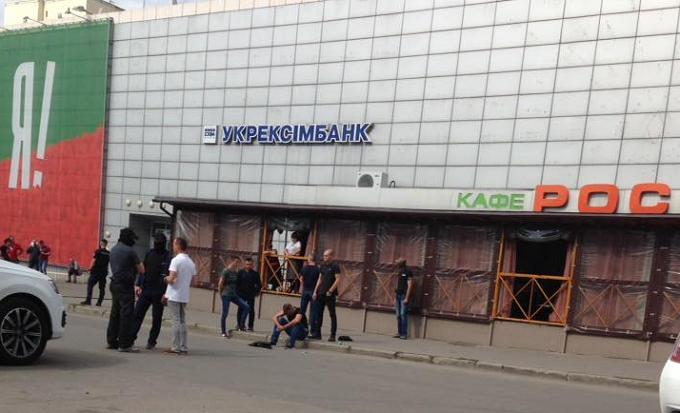 СБУ застрелило АТОшника в Харькове