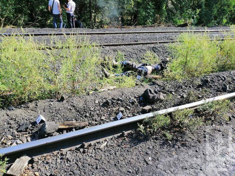 На Днепропетровщине мужчина погиб под колесами поезда