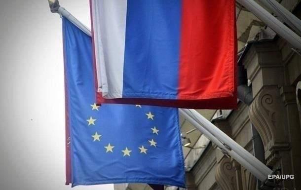 Начали действовать санкции Евросоюза в отношении РФ