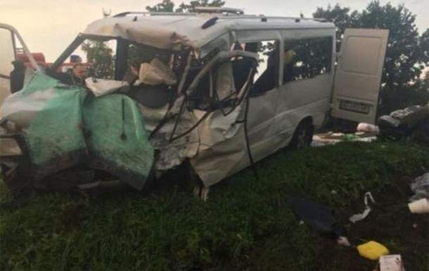 В результате жуткой аварии в РФ погибли украинцы