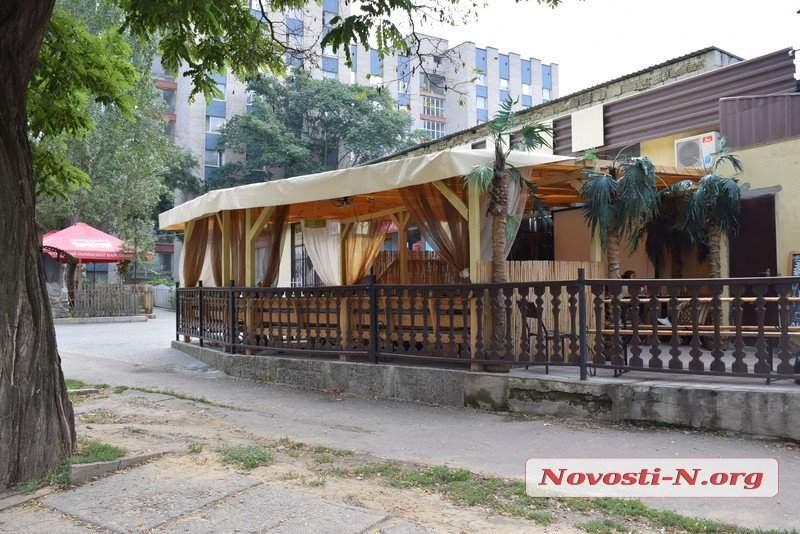 В одном из николаевских баров произошло жестокое убийство