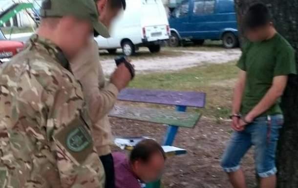 В Чернигове задержали военнослужащего за сбыт наркотиков