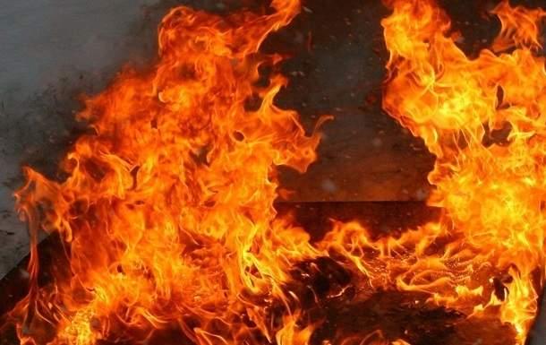 В Кривом Роге произошёл серьёзный пожар. Есть погибшие