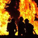 В одесской Аркадии произошёл серьёзный пожар