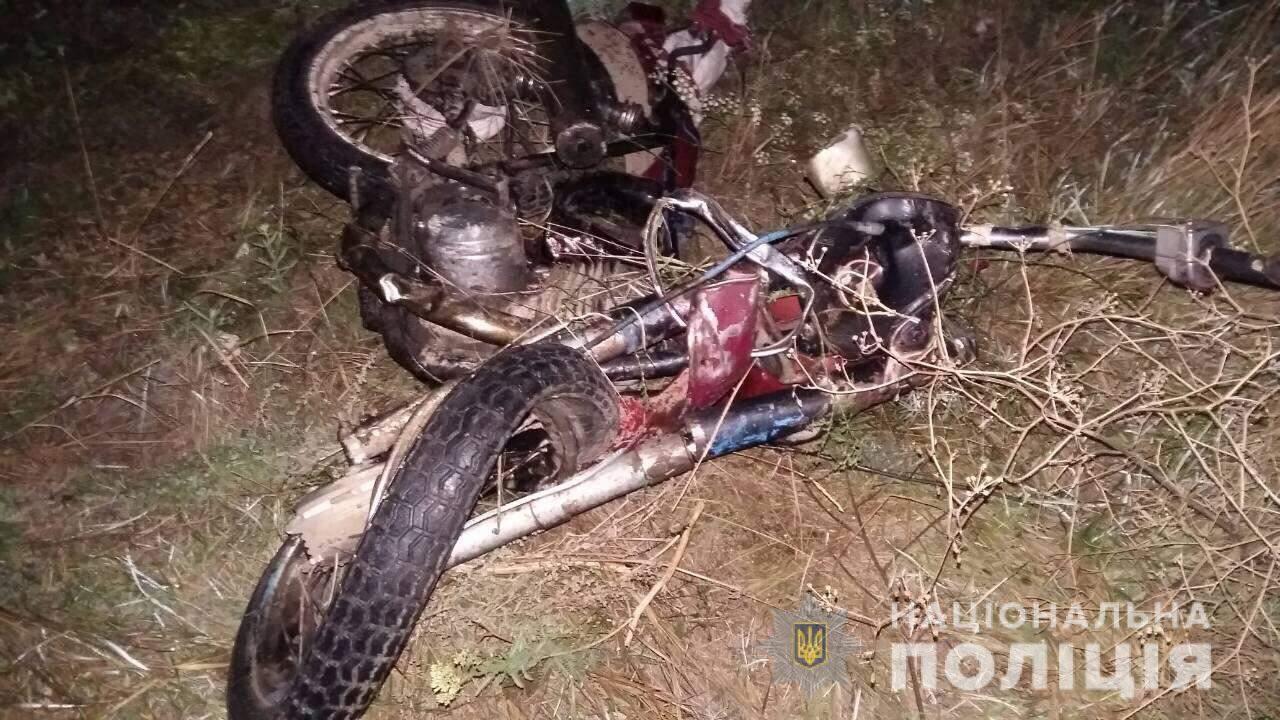 В Запорожской области произошло кровавое ДТП с погибшими