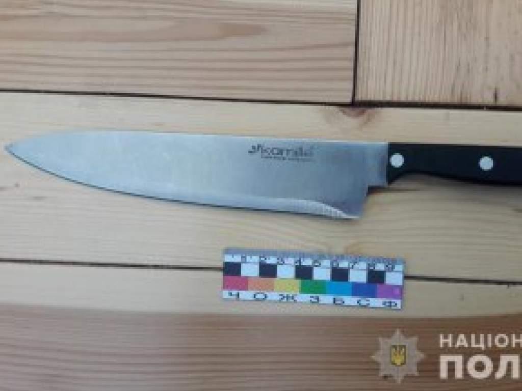 На Днепропетровщине мужчина устроил резню в одном из заведений