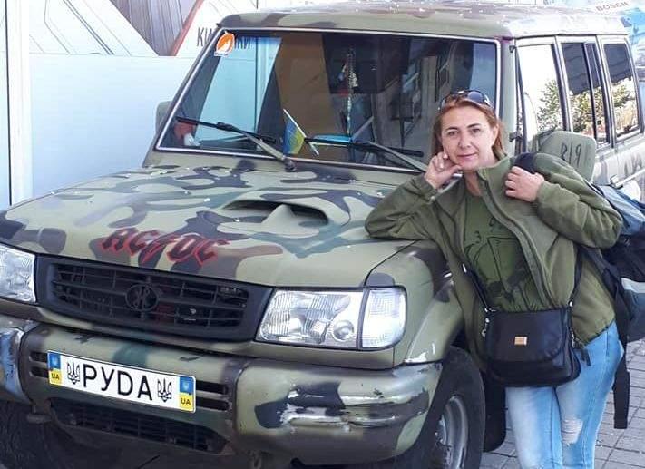 В Полтавской области неизвестные напали на военного волонтера