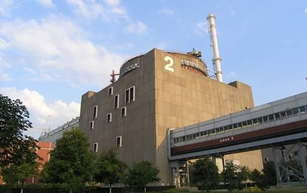 На Запорожской АЭС была приостановлена работа одного из энергоблоков