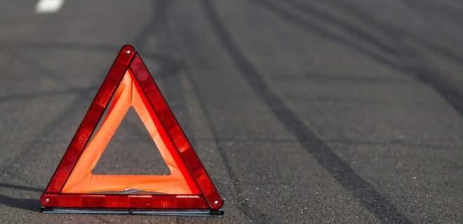 В Запорожье маршрутка попала в аварию. Есть пострадавшие