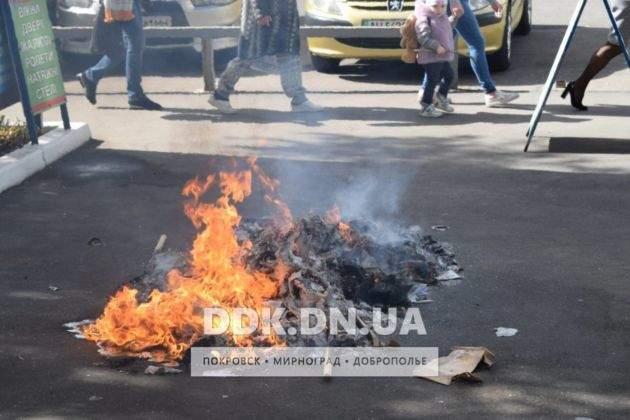 В райадминистрации Каховского района искали взрывчатку