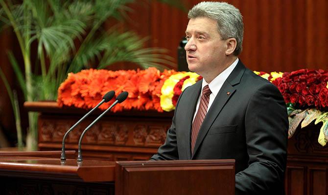 Президент Македонии будет бойкотировать референдум о переименовании страны
