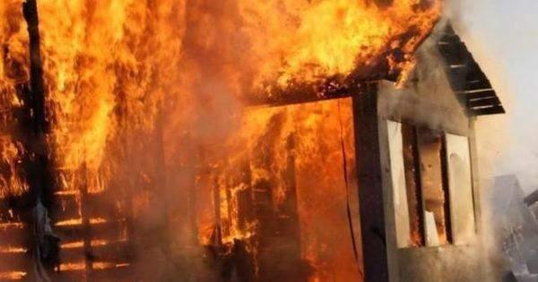 На Николаевщине произошел серьёзный пожар. Есть погибшие