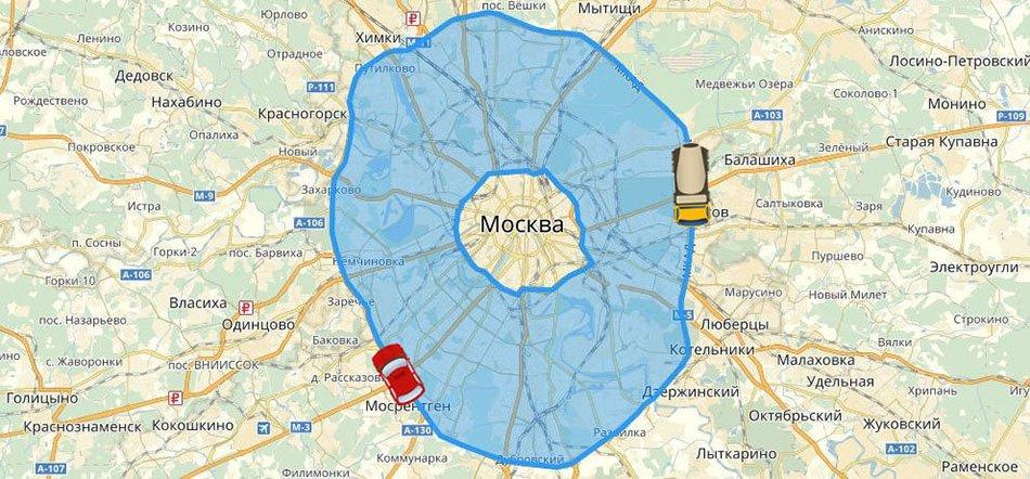 Оформление и получение официального пропуска в центре Москвы на МКАД, ТТК, СК