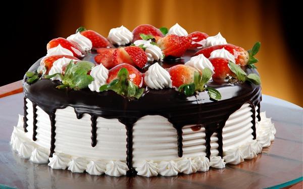 Вкусные и красивые тортики