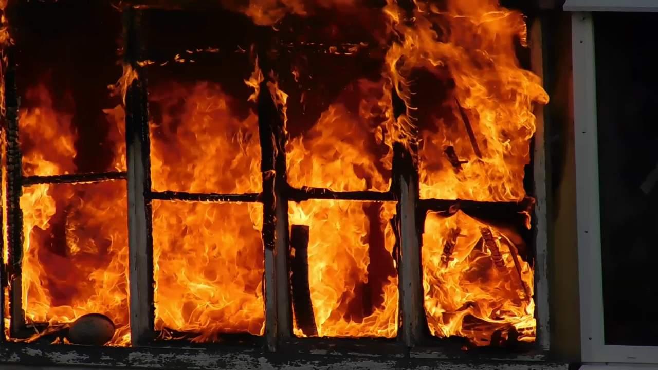 В Запорожской области произошел серьёзный пожар. Есть погибшие