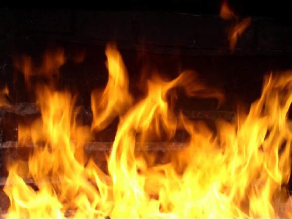 В столичном институте произошел пожар