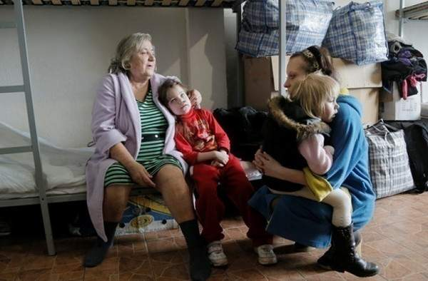 Украинский лидер подписал новый закон, касающийся переселенцев