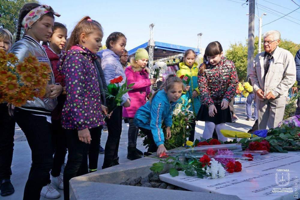 В Одессе почтили память о жертвах Холокоста (фото)