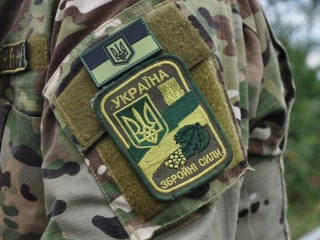 Очередной АТОшник повесился в Винницкой области