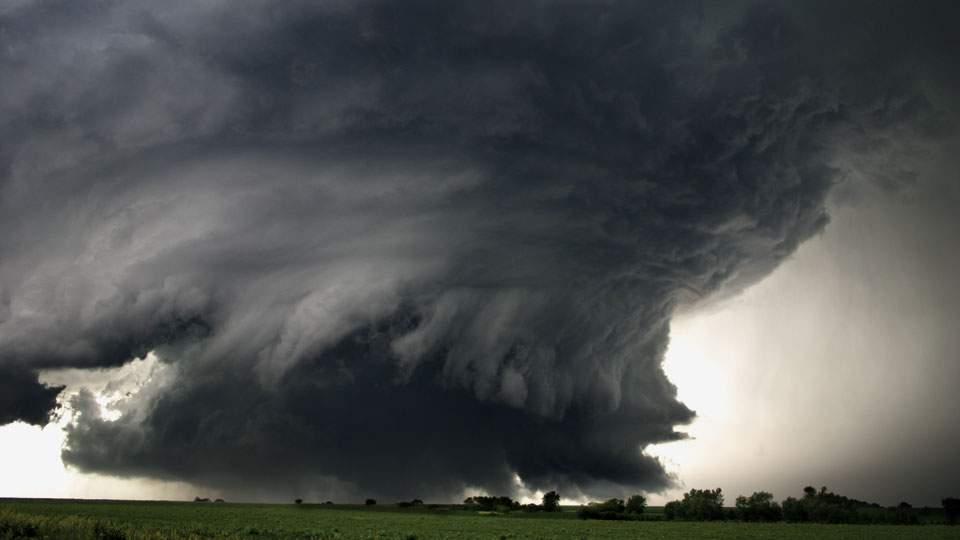 В результате шторма