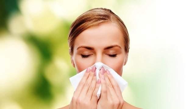 Известны регионы Украины в которых преобладает уровень аллергии