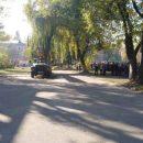На Киевщине срочно вывели всех школьников на улицу (фото)