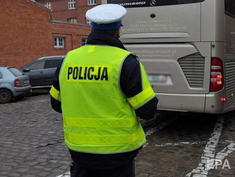 В Польше в результате кровавой аварии пострадали украинцы