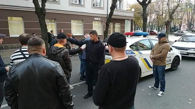 В Виннице патрульные погорели на взятке