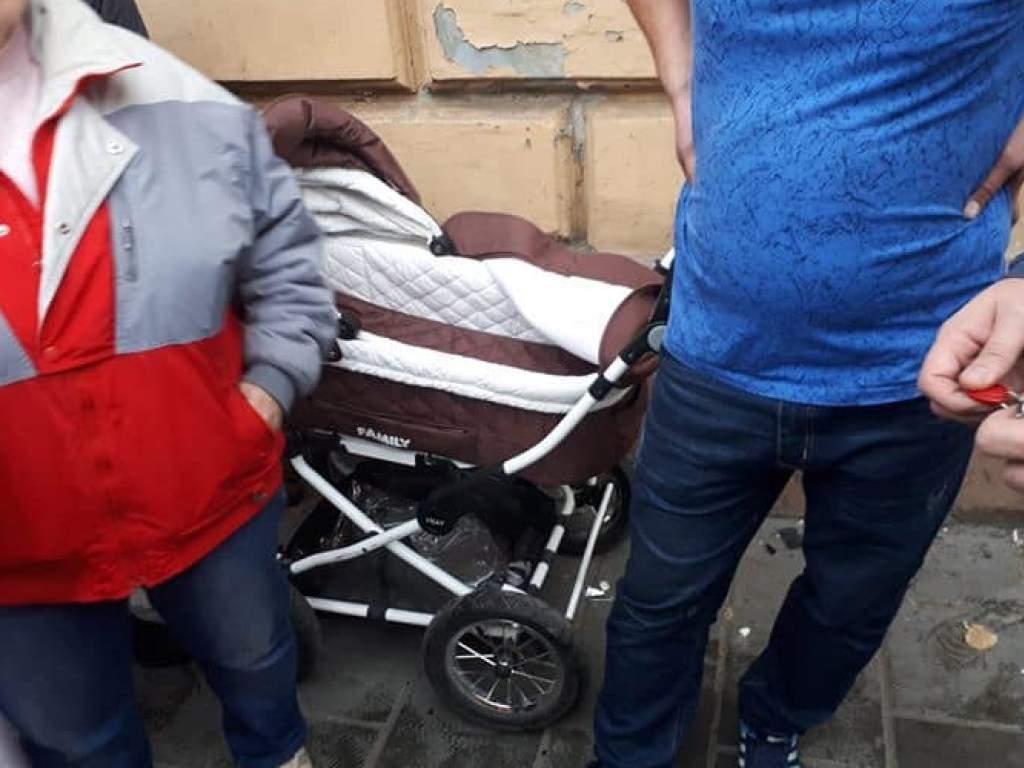 Во Львове в результате серьёзного ДТП пострадали женщина с ребёнком