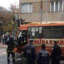 В Николаеве неизвестные возили в маршрутке закованного в наручники мужчину, а после избили