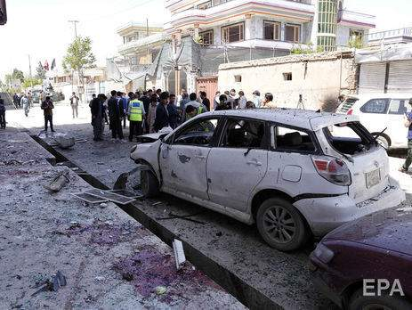 В Афганистане в результате очередного взрыва погибли 11 человек