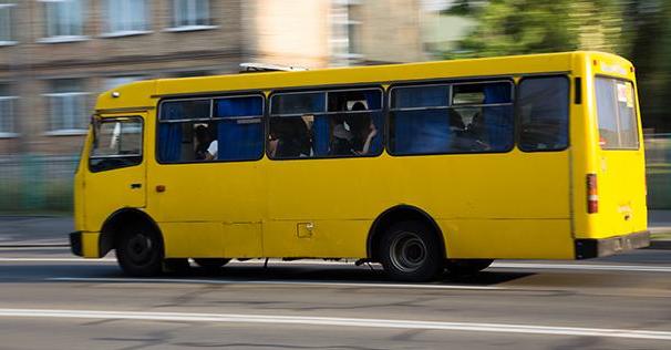 Львовянка выпала из общественного транспорта во время движения