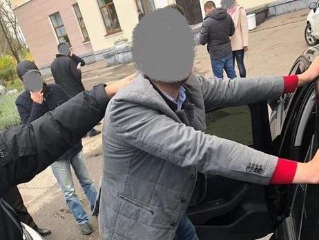 На Киевщине депутат погорел на крупной взятке