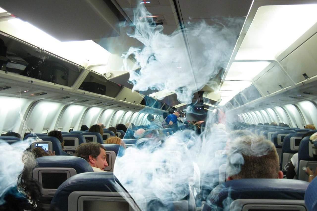 В Одессе вспыхнул самолёт: Эвакуированы 170 пассажиров