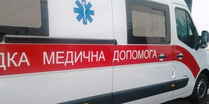 Одессит напал на сотрудников скорой помощи