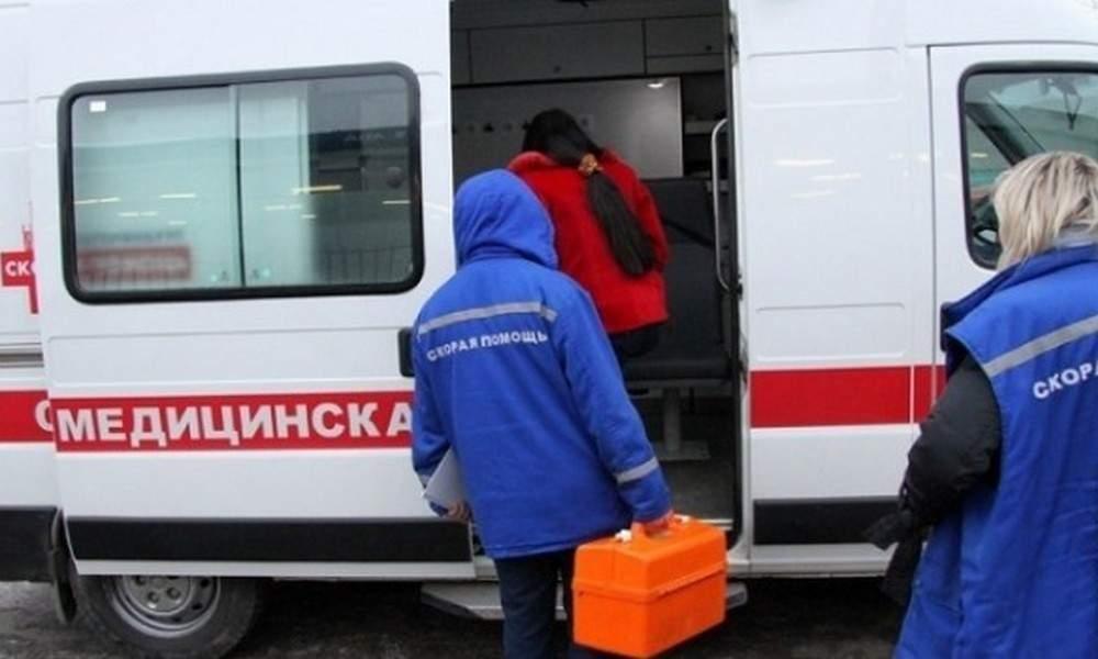 В Харькове посреди улицы был обнаружен труп мужчины
