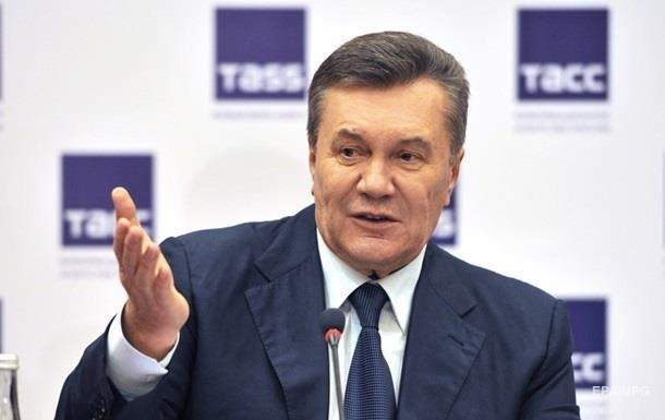 Суд определил дату последнего слова Януковича