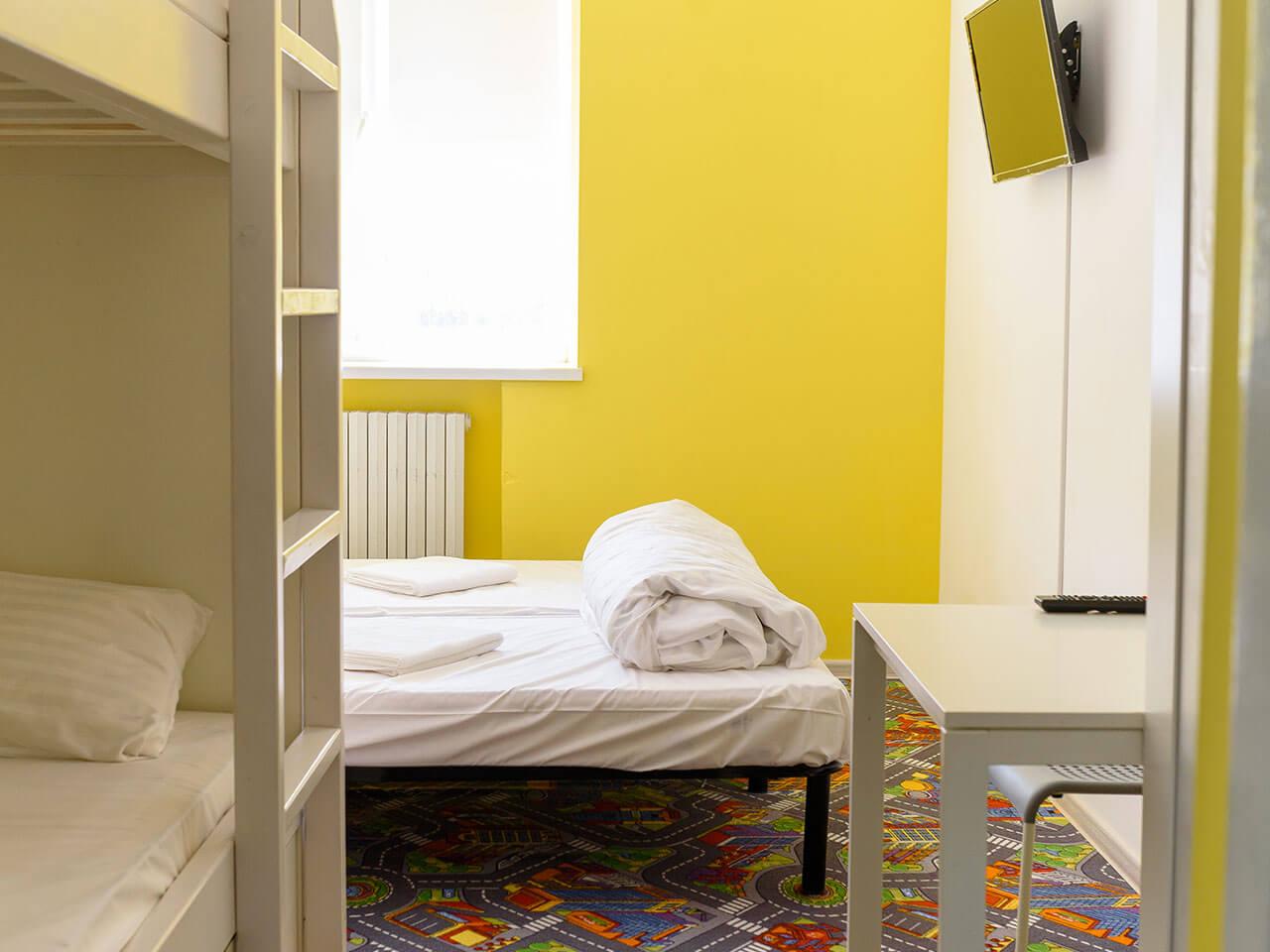 Хостел «Кровать» для вашего отдыха