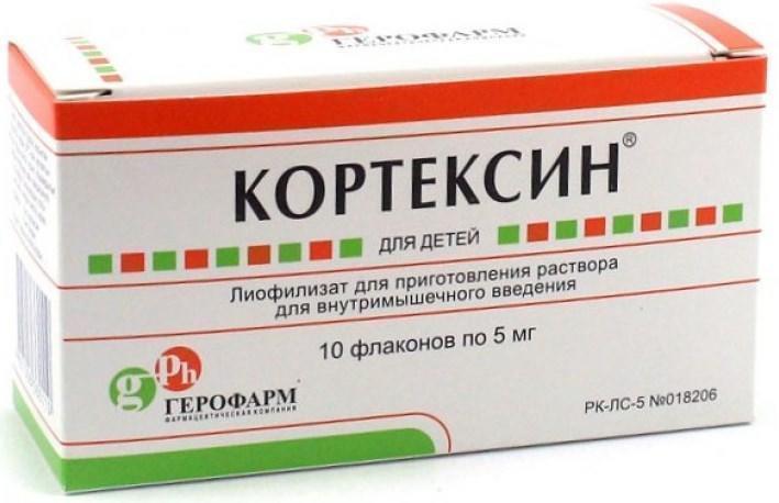 Медикамент Кортексин