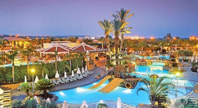 Лучшие отели на Кипре